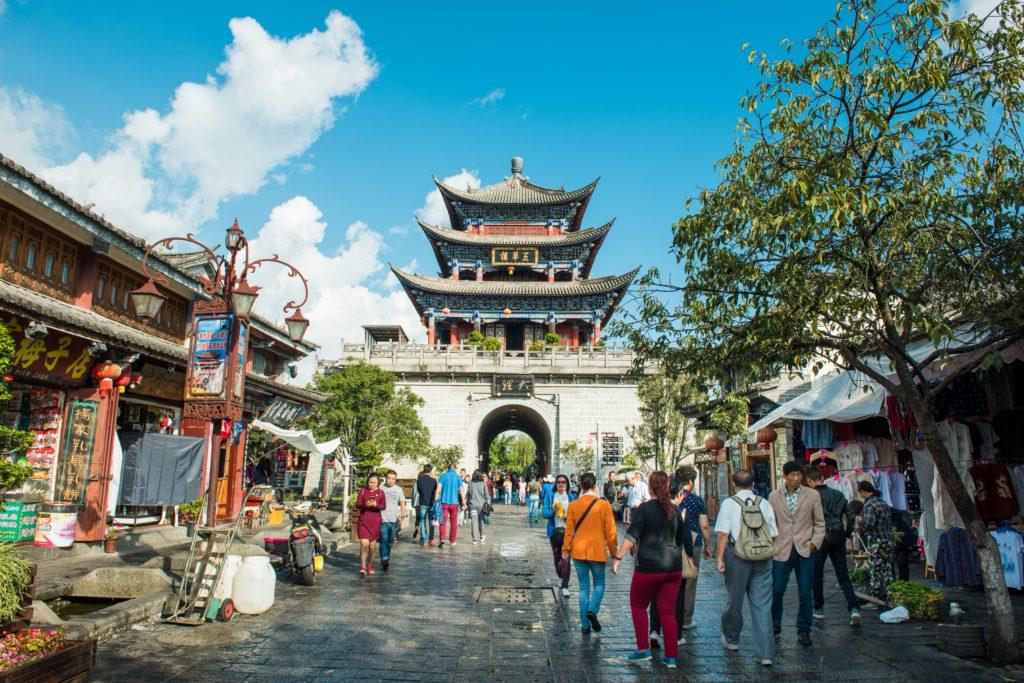 Yunnan D Ancient Town 2